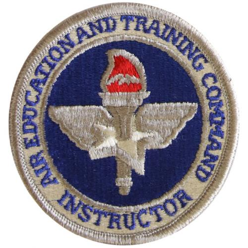 Air Education and Training Command - Instructor