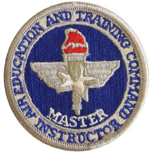 Air Education and Training Command - Master Instructor