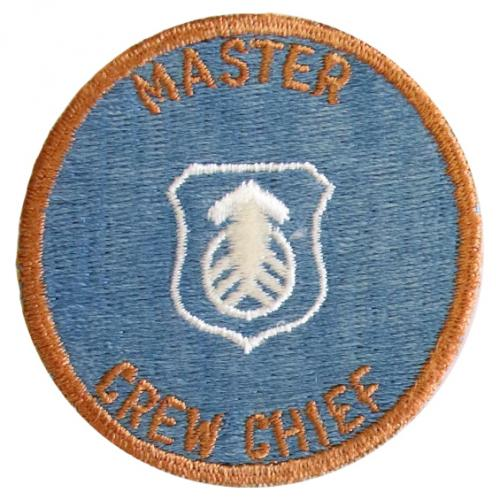Air Force Systems Command - Master Crew Chief (Style A)