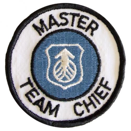 Air Force Systems Command - Master Team Chief