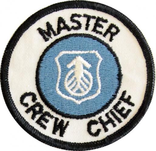 Air Force Systems Command - Master Crew Chief (Style B)