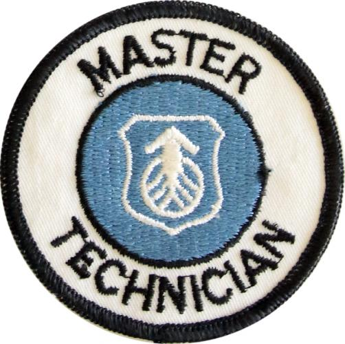 Air Force Systems Command - Master Technician