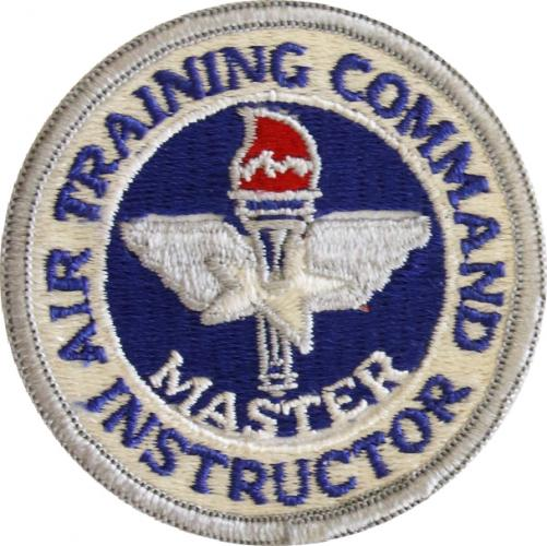 Air Training Command - Master Instructor (Style A)