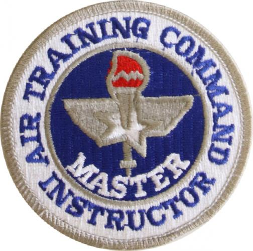 Air Training Command - Master Instructor (Style B)