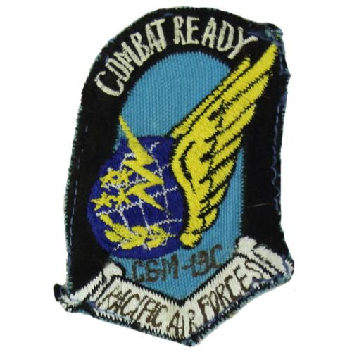 Pacific Air Forces - Combat Ready CGM-13C