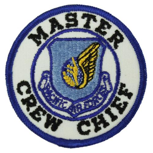 Pacific Air Forces - Master Crew Chief