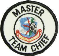 Strategic Air Command - (ICBM) Master Team Chief (Style B)