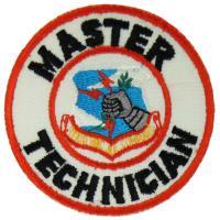 Strategic Air Command - (ICBM) Master Technician (Style A)