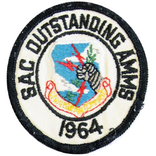 Strategic Air Command - Outstanding Airborne Missile Maintenance Squadron 1964