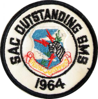 Strategic Air Command - Outstanding Strategic Missile Squadron 1964