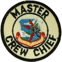 Strategic Air Command - (ICBM) Master Crew Chief (Style A)