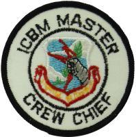 Strategic Air Command - ICBM Master Crew Chief (Style B)