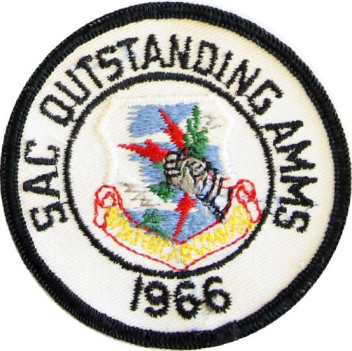 Strategic Air Command - Outstanding Airborne Missile Maintenance Squadron 1966