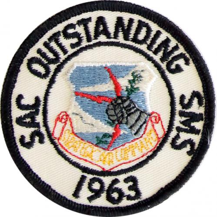 Strategic Air Command - Outstanding Strategic Missile Squadron 1963