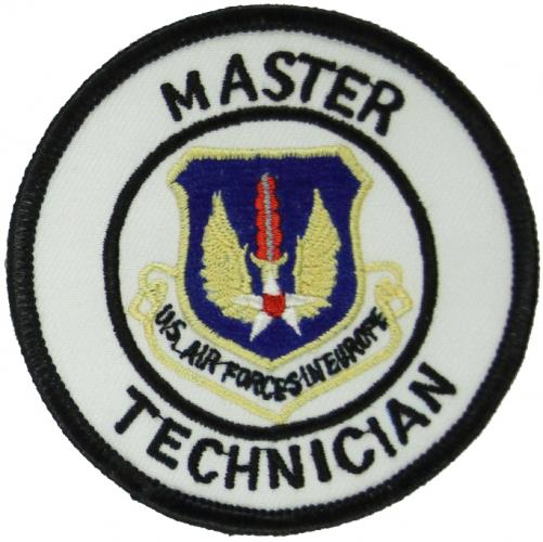 United States Air Forces in Europe - Master Technician