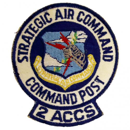 2d Airborne Command and Control Squadron (Type II, Style A)