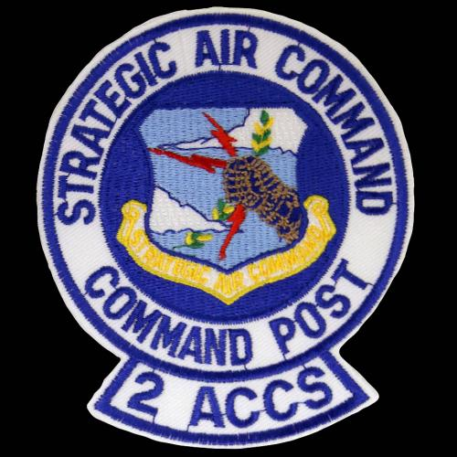 2d Airborne Command and Control Squadron (Type II, Style B)