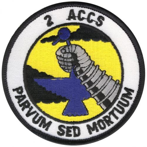 2d Airborne Command and Control Squadron (Type III, Style B)