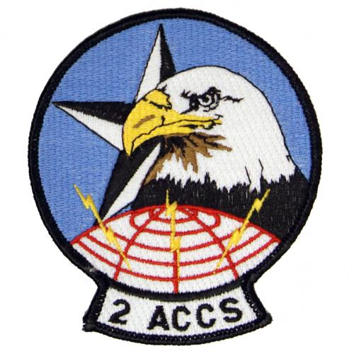 2d Airborne Command and Control Squadron (Type IV, Style B)