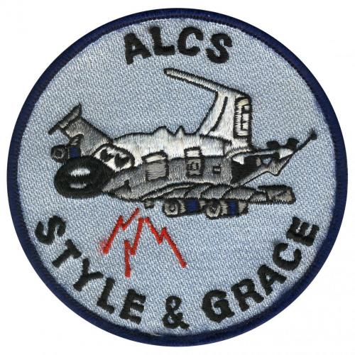4th Airborne Command and Control Squadron, ALCS - Style & Grace