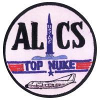 4th Airborne Command and Control Squadron, ALCS - Top Nuke