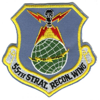 55th Strategic Reconnaissance Wing (Style B)