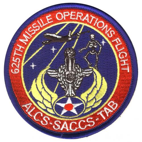 625th Missile Operations Flight,  ALCS-SACCS-TAB