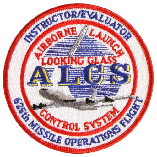 625th Missile Operations Flight, Instructor/Evaluator, Airborne Launch Control Center - Looking Glass