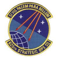 625th Strategic Operations Squadron (625 STOS)
