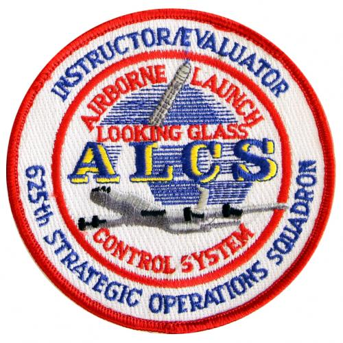 625th Strategic Operations Squadron, Instructor/Evaluator, Airborne Launch Control System - Looking Glass