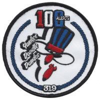 319th Missile Squadron - 100 Alerts