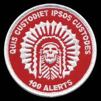 320th Missile Squadron - 100 Alerts