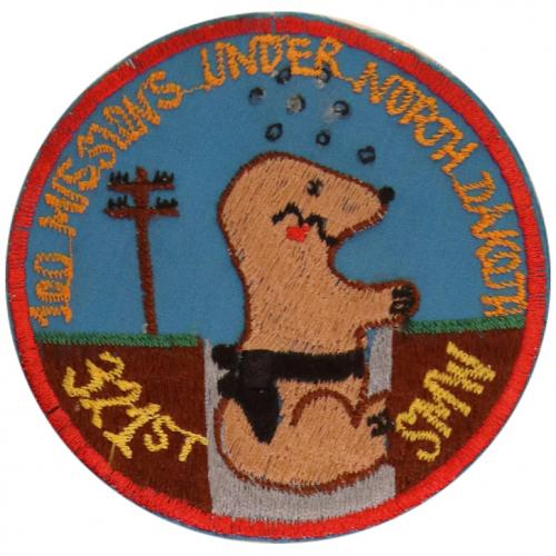 321st Strategic Missile Wing - 100 Missions