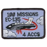 4th Airborne Command Control Squadron - 100 Missions