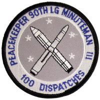 90th Logistics Group - 100 Dispatches (Type I)