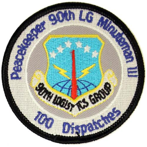 90th Logistics Group - 100 Dispatches (Type II)