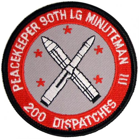 90th Logistics Group - 200 Dispatches (Type I)