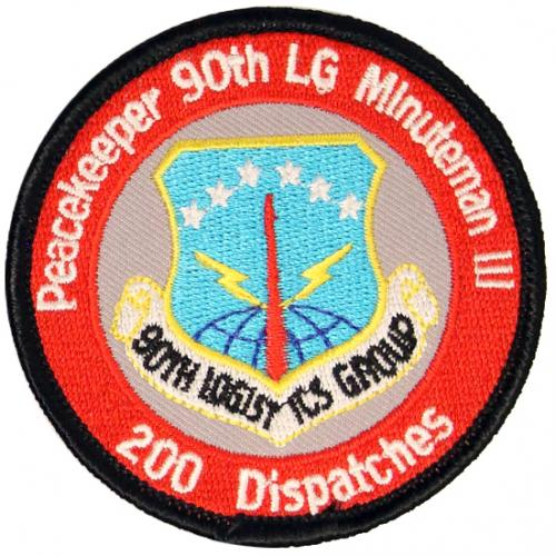 90th Logistics Group - 200 Dispatches (Type II)