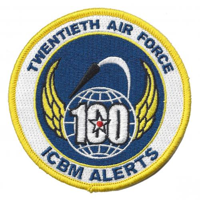Twentieth Air Force - 100 Alerts