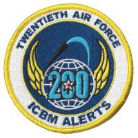 Twentieth Air Force - 200 Alerts