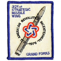 1976 - 321st Strategic Missile Wing, U.S. Bicentennial