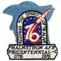 1976 - 341st Strategic Missile Wing, U.S. Bicentennial