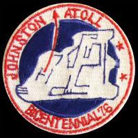 1976 - Johnston Atoll - Bicentennial 76