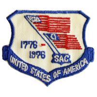 1976 - Strategic Air Command, U.S. Bicentennial (Style A)