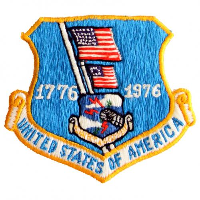 1976 - Strategic Air Command, U.S. Bicentennial (Style B)