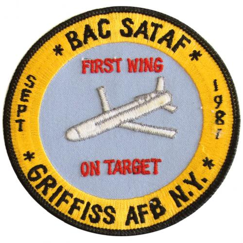 1981 - Boeing Aerospace Corporation Site Activation Task Force (BAC SATAF), Griffiss AFB N.Y. (30 September)
