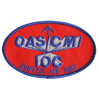 1982 - (B-52) OAS/CMI IOC, Griffiss AFB (Style A)