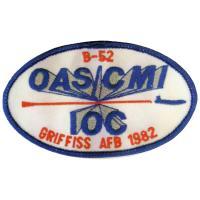 1982 - (B-52) OAS/CMI IOC, Griffiss AFB (Style B)