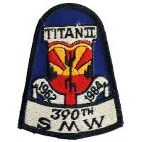 1984 - 390th Strategic Missile Wing, Titan II, 1962-1984 (31 July)