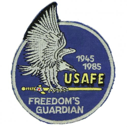 1985 - United States Air Forces in Europe - Freedom s Guardian, 1945-1985 (7 August)